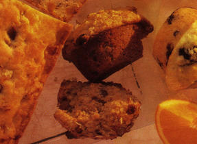 Spice Nut Health Muffins