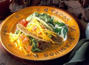 Spicy Beef Tacos (Tacos de picadillos)