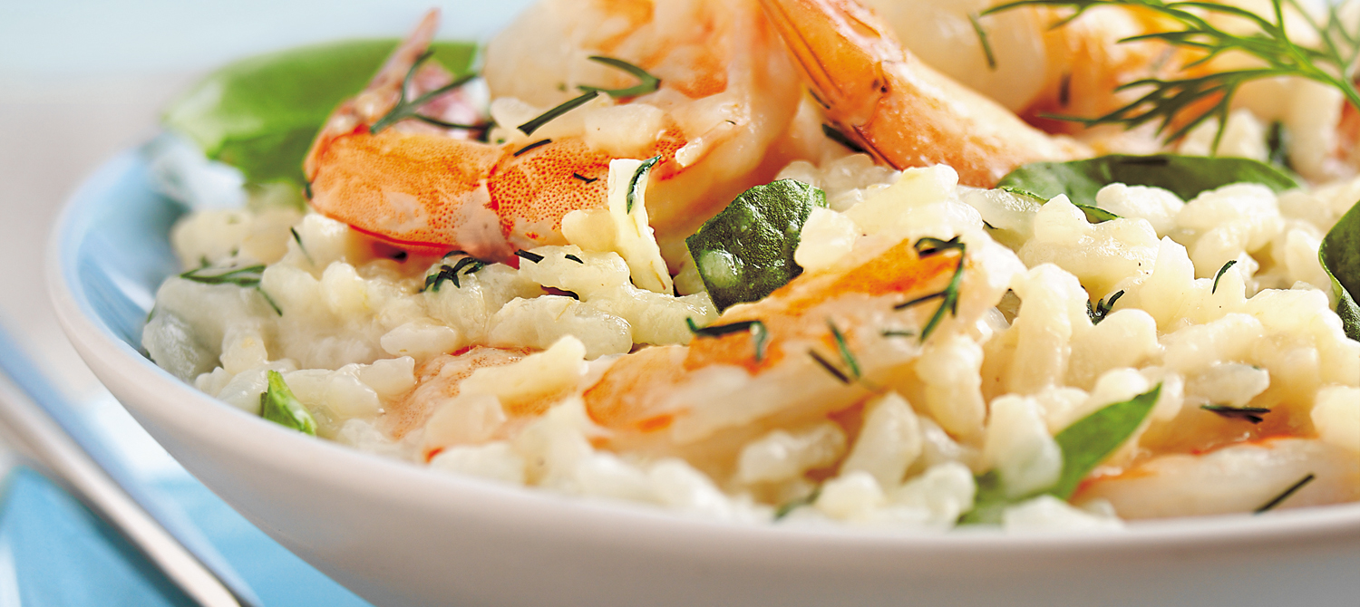 with spicy grilled shrimp lemony shrimp and risotto test for ...
