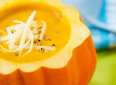 Squash with Herbs Soup recipe