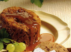 Sticky Caramel Pudding