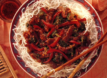 Stir Fry Beef and Broccoli Recipe