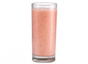 Strawberry-Orange Sunburst Smoothie