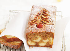 Swiss Apple Breakfast Loaf