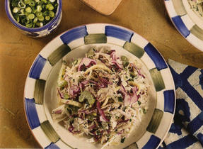 Swiss Cabbage Slaw
