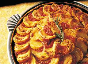 Swiss Vegetable Brunch Bake