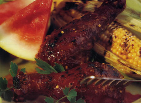 Tangy Chicken Drumsticks Recipe