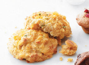 Tex-Mex Cheese Biscuits