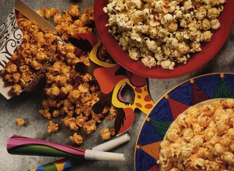 Tex-Mex Popcorn Recipe