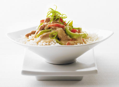 Thai Pork Stir-Fry Recipe