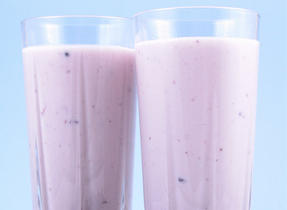 The All Canadian Blueberry Smoothie