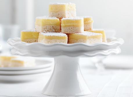 The Lemoniest Lemon Squares Recipe
