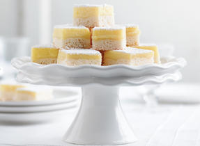 The Lemoniest Lemon Squares