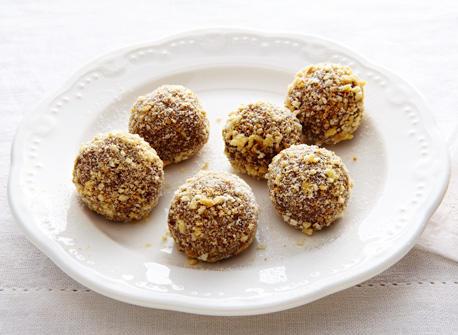 Tiramisu truffles      Recipe