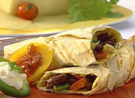 Toasted Tortillas with Canadian Friulano Recipe