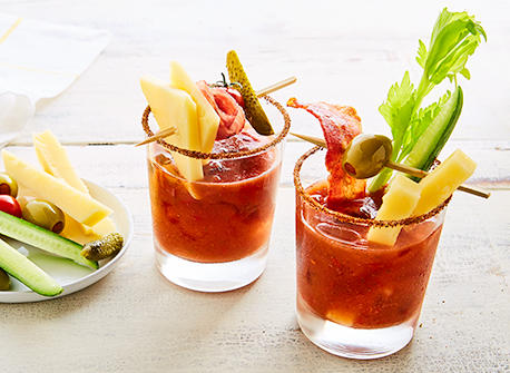 Tomato & strawberry Mary Recipe