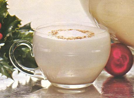 Traditional Christmas Eggnog Recipe