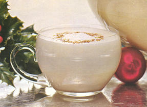 Traditional Christmas Eggnog