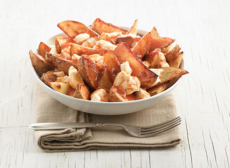 Traditional poutine Recipe