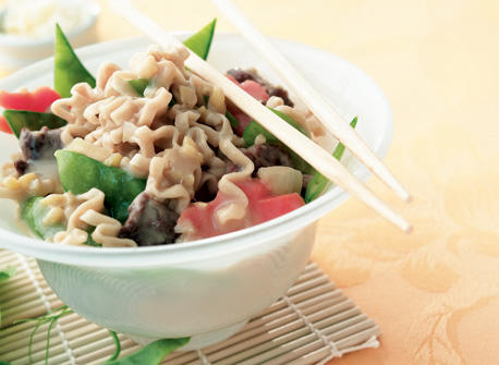 Trendy Beef Noodle Bowl Recipe