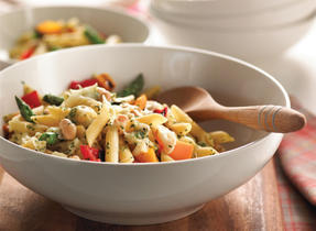 Tuscan Grilled Vegetable Penne