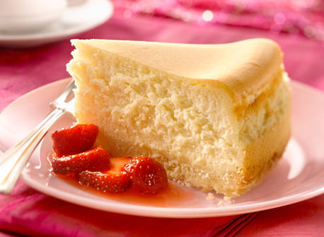 Ultimate Vanilla Cheesecake with Shortbread Crust Recipe
