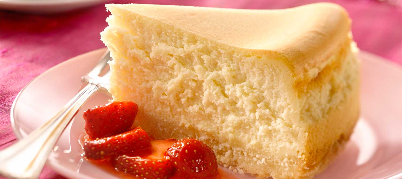 Ultimate Vanilla Cheesecake With Shortbread Crust Recipe Dairy Goodness
