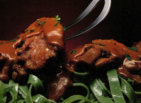 Veal Continental Recipe