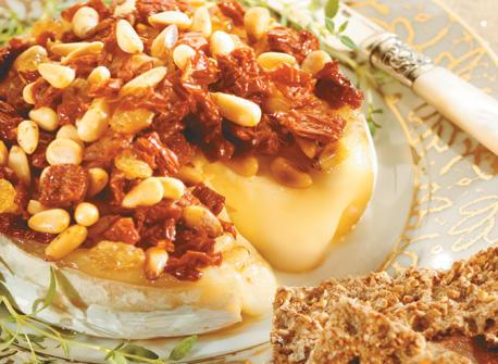 Winter Sunshine Brie Melt Recipe