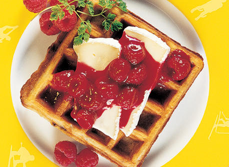 Winter Waffle Recipe