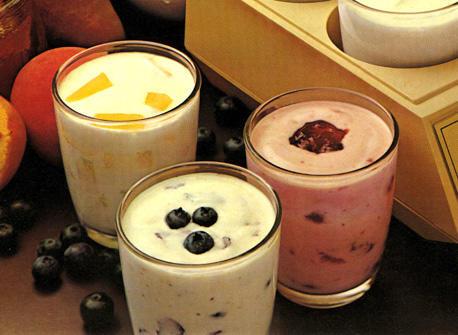 Yogurt - instructions for homemade Recipe