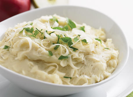 Zesty Apple Mashed Potatoes Recipe