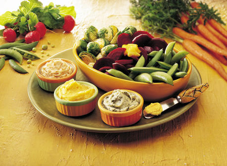 Delicate Herb Butters Recipe