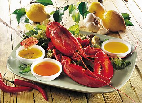Buttery 'Lobsterfest' Dips Recipe
