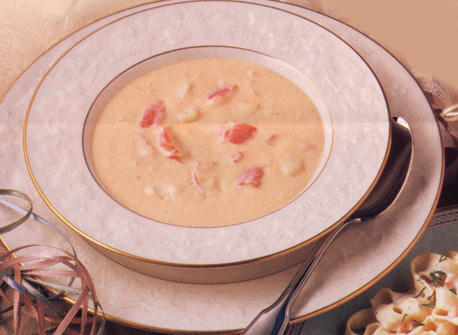 Seafood Bisque Recipe