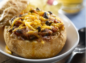 Super Chorizo Chili Bowls