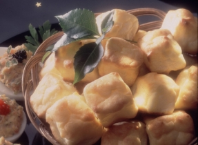 Cheesy Crispy Bites