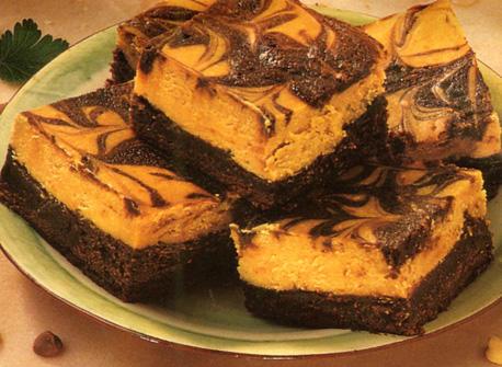 Peanut Butter Cheesecake Brownie Bars Recipe Dairy Goodness