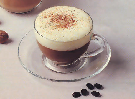 Italian Cappuccino Coffee Recipe