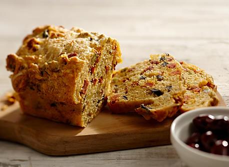 Chorizo Pistachio Loaf Recipe