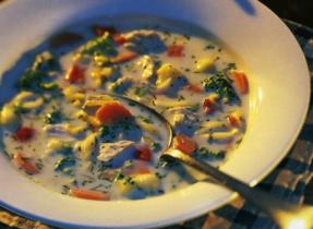 Chicken Vegetable Chowder