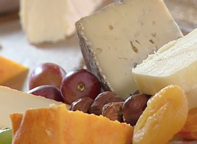How to make a cheese tray