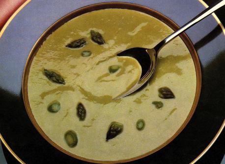 Cream of Asparagus Soup recipe | Dairy Goodness