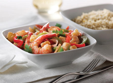 Sizzling Shrimp in Sofrito Recipe