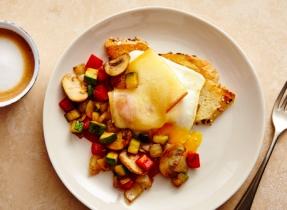 Breakfast au gratin