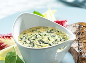 Creamed Spinach Parmesan