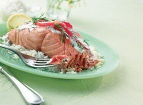 Fabulous Fillet of Salmon