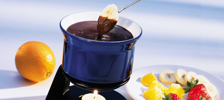 chocolate fondue recipe dairy goodness. Black Bedroom Furniture Sets. Home Design Ideas
