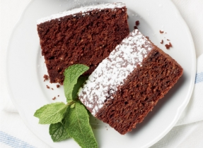 Dark and Delicious Chocolate Velvet Cake