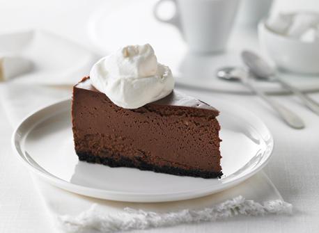 Chocolate Fudge Truffle Cheesecake recipe | Dairy Goodness